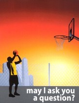 May I Ask You a Question? - Basketball  Pack of 25