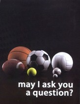 May I Ask You a Question? - Multi-Sport  Pack of 25