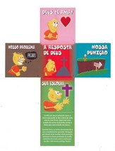 Crosstalk - Portuguese Pack of 25