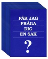 May I Ask You a Question? - Swedish Pack of 25