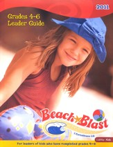 Beach Blast VBS, Grades 4-6, Leader's Guide - Slightly Imperfect