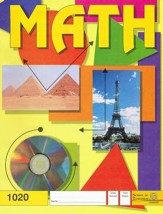 Latest Edition Math PACE 1020, Grade 2