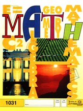 Latest Edition Math PACE 1031 Grade 3