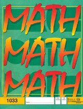 Latest Edition Math PACE 1033 Grade 3