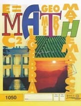 Latest Edition Math PACE 1050, Grade 5