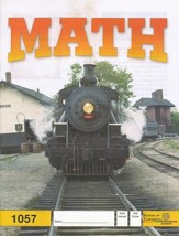 Latest Edition Math PACE 1057, Grade 5