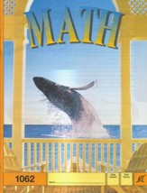 Latest Edition Math PACE 1062, Grade  6