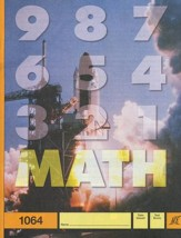 Latest Edition Math PACE 1064, Grade 6