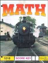 Latest Edition Math PACE SCORE Key 1018, Grade 2
