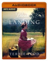 Bleak Landing - unabridged audio book on MP3-CD
