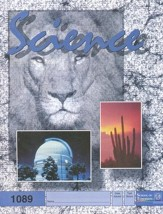 Science PACE 1089, Grade 8, 3rd  Edition