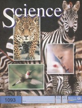Science PACE 1093, Grade 8, 3rd Edition