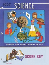 Science PACE SCORE Key 1007