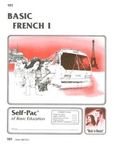 French Self-Pac 101, Grades 9-12