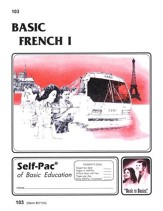 French Self-Pac 103, Grades 9-12
