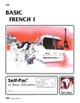 French Self-Pac 105, Grades 9-12