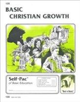 Christian Growth Self-Pac 135,Grades 9-12
