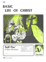 Life Of Christ Self-Pac 135, Grades 9-12