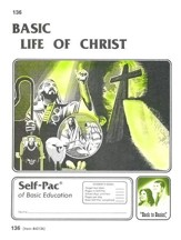 Life Of Christ Self-Pac 136, Grades 9-12