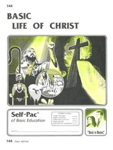 Life Of Christ Self-Pac 144, Grades 9-12
