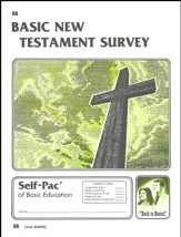 New Testament Survey Self-Pac 98, Grades 9-12