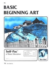 Beginning Art Self-Pac 75, Grades 7 & 8