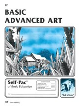 Advanced Art Self-Pac 97, Grades 9-12