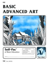 Advanced Art Self-Pac 102, Grades 9-12