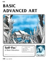Advanced Art Self-Pac 105, Grades 9-12