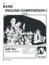 English Composition 1 Self-Pac 10