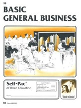 General Business Self-Pac 98 Grade 9