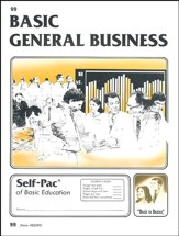 General Business Self-Pac 99 Grade 9