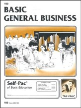 General Business Self-Pac 100 Grade  9