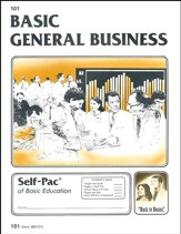 General Business Self-Pac 101 Grade 9
