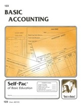 Accounting Self-Pac 123, Grades 9-12