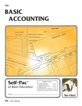Accounting Self-Pac 124, Grades 9-12