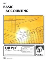 Accounting Self-Pac 125, Grades 9-12