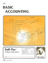 Accounting Self-Pac 131, Grades 9-12