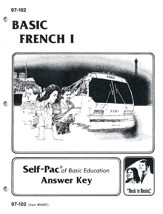 French Key 97-102, Grades 9-12