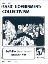 Collectivism Key 133-135