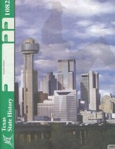 4th Edition Texas State History PACE 1082 Grade 7