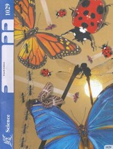 4th Edition Science PACE 1029, Grade 3