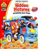 Super Deluxe Hidden Pictures Ages 5-Up