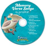 Ocean Commotion VBS Contemporary: Memory Verse Student Audio  CDs (Pack of 10)