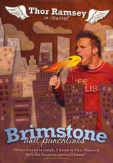 Brimstone and Punchlines, DVD
