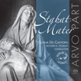 Stabat Mater: The Choral Works of Arvo Pärt