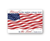 Blessed Is The Nation Magnet