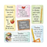 Teacher Magnets, Set of 6