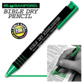 Bible Dry Highlighter, Green