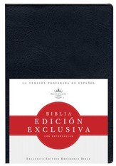 Biblia RVR 1960, Edición Exclusiva con Referencias  (RVR 1960 Bible, Exclusive Edition with References)